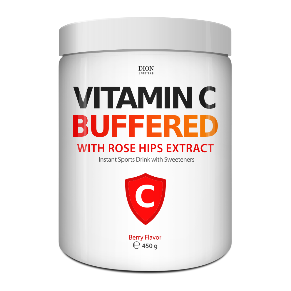 VITAMIN C BUFFERED Vitamina C