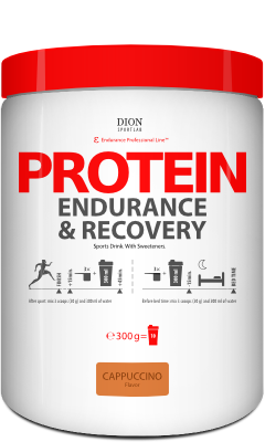 Protein drink 90%-92,5% protein content