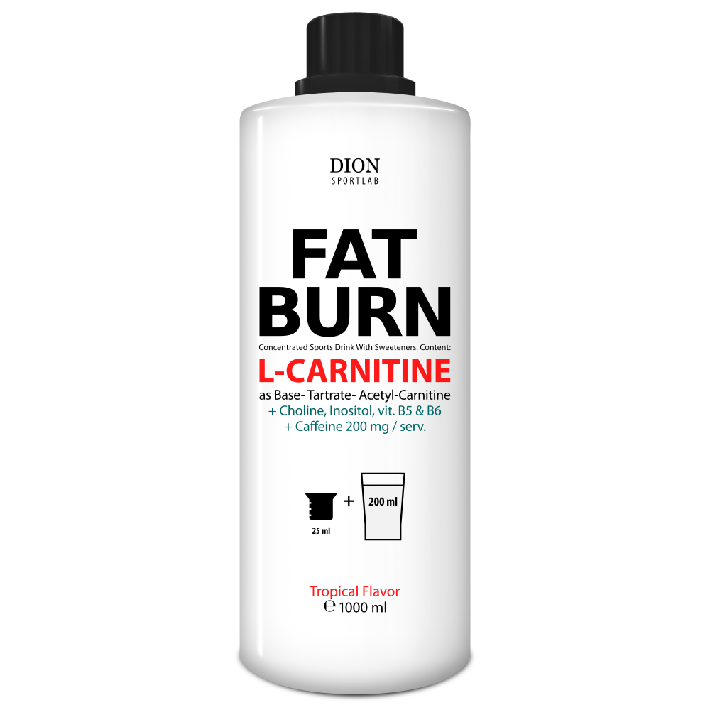 FAT BURN Liquid Fat Burner