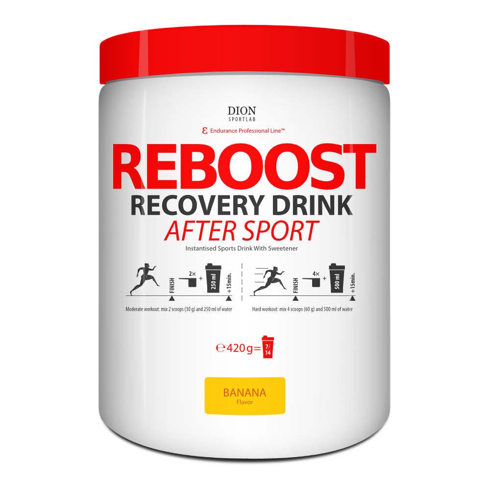 REBOOST After Sport Recovery