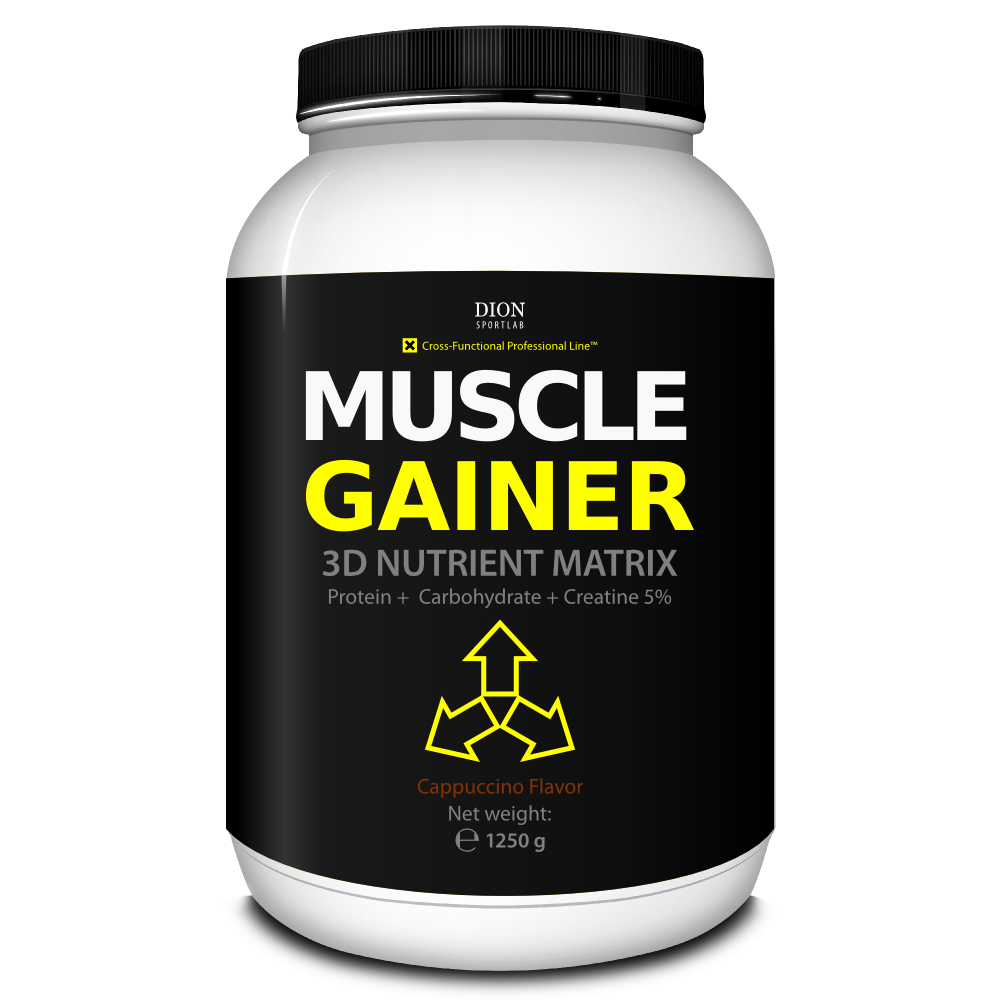 MUSCLE GAINER muscle gainer