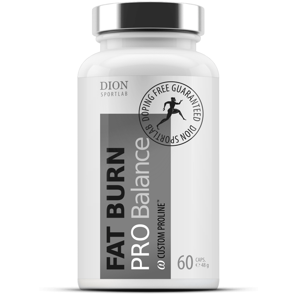FAT BURN Balance Brûleur de graisse