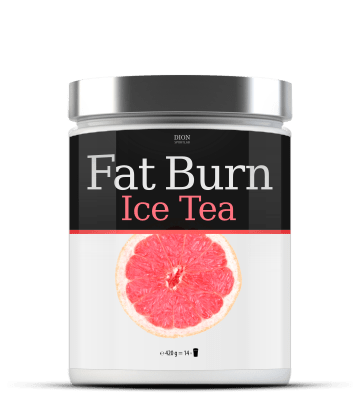 FAT BURN Ice Tea