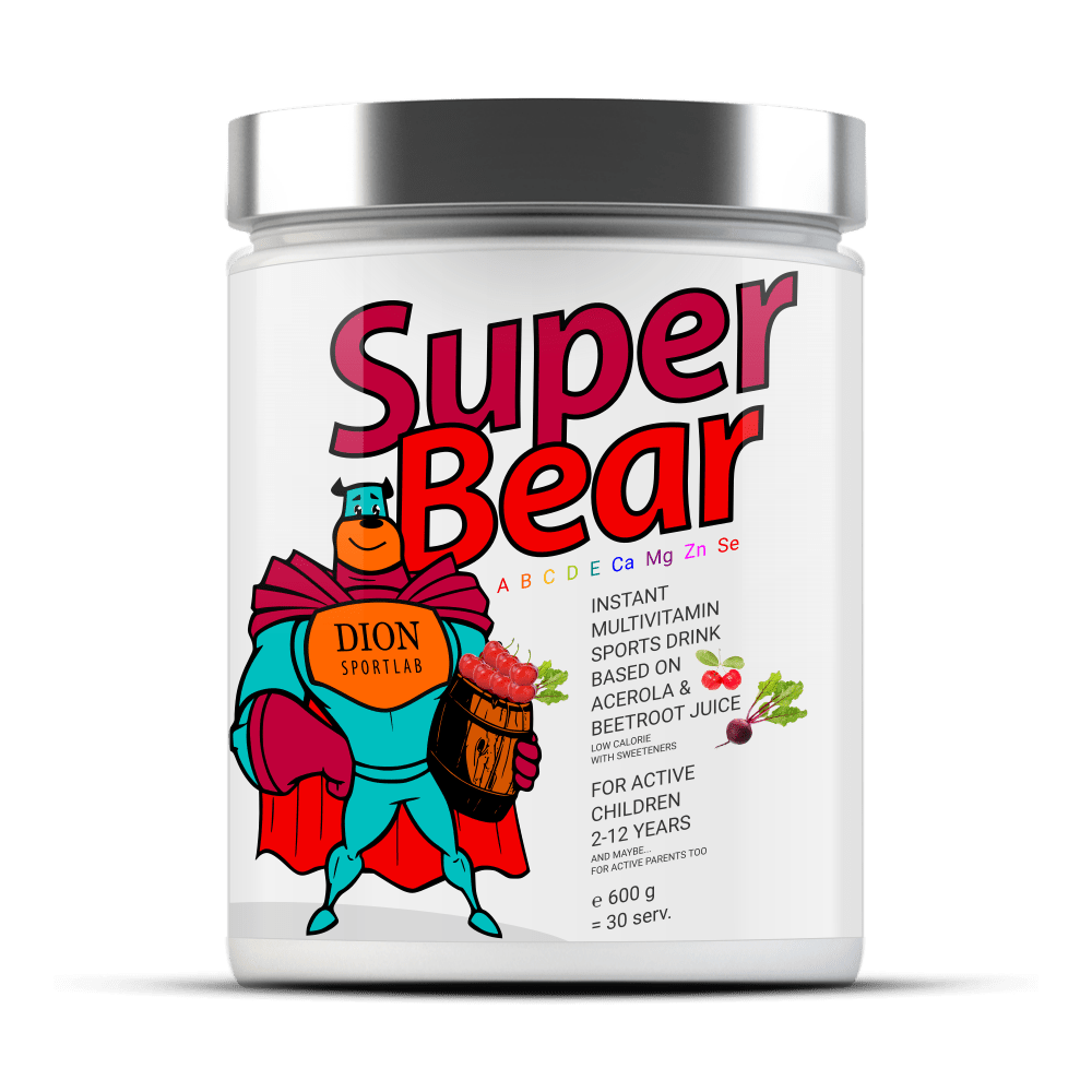 SUPER BEAR vitamin