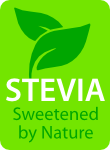 STEVIA Sweetened by Nature