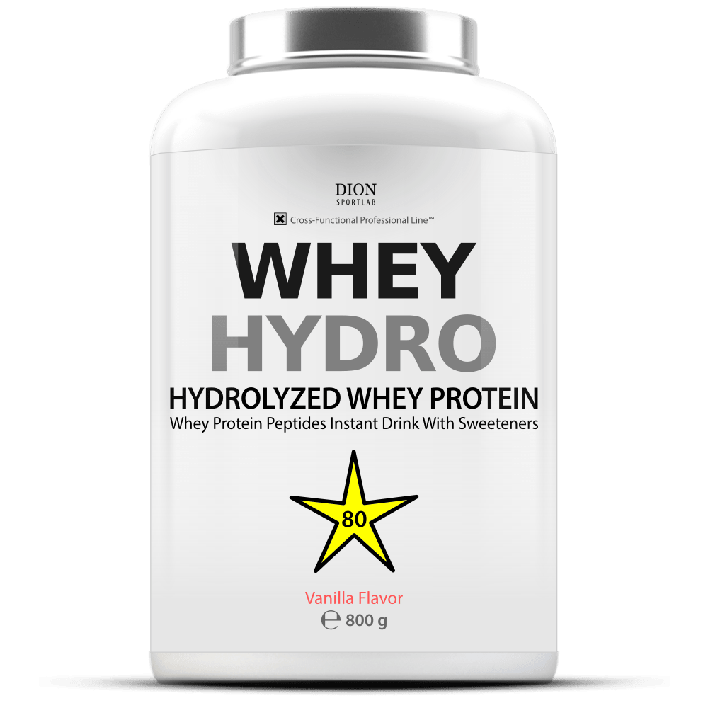 WHEY Hydrolyzed