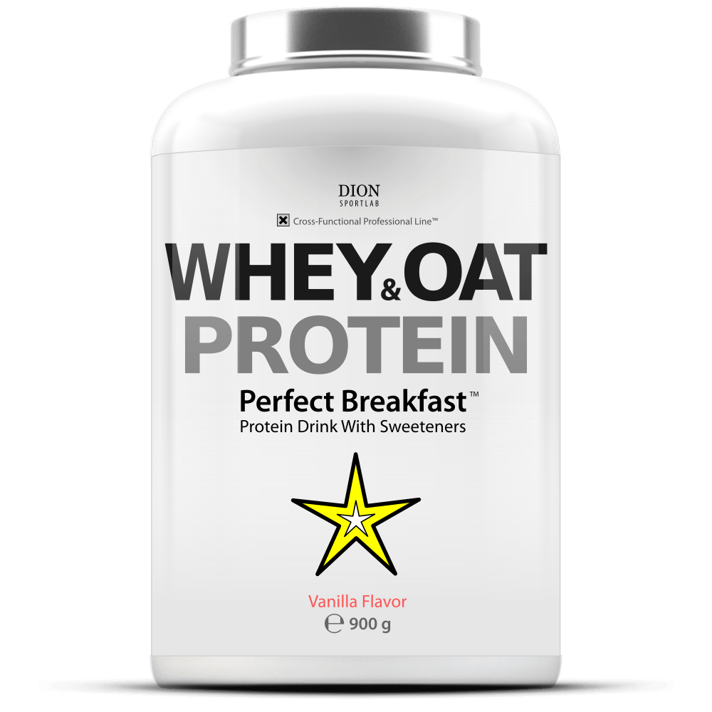 Whey & Oat Protein